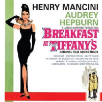 Breakfast At Tiffany's  Original Soundtrack CD